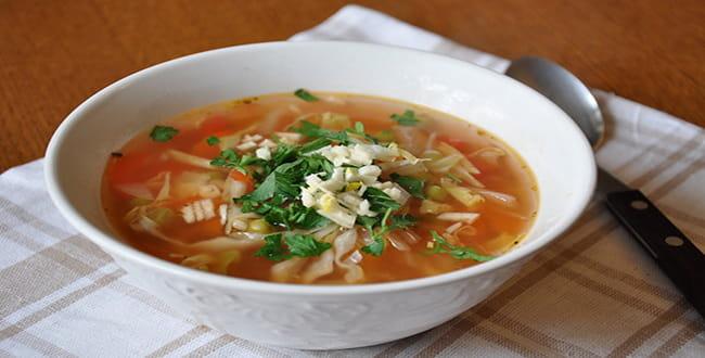 Пошаговый рецепт приготовления супа щи в мультиварке