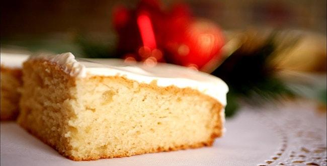Пошаговый рецепт приготовления сахарного пирога