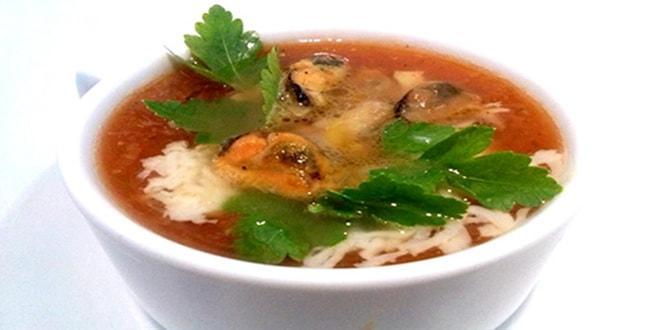 Пошаговый рецепт приготовления средиземноморского супа из морепродуктов
