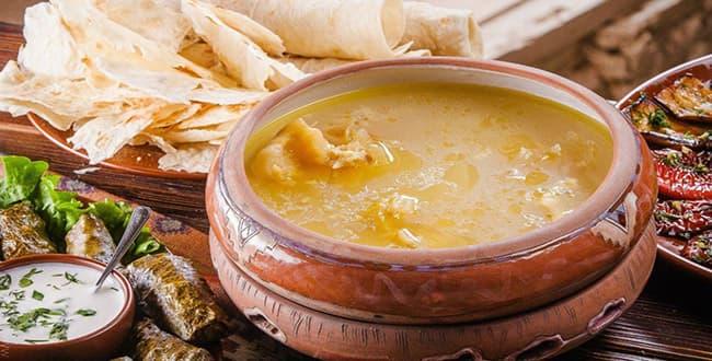 Хаш это армянский суп 🥝 как быстро приготовить суп из говядины, фото