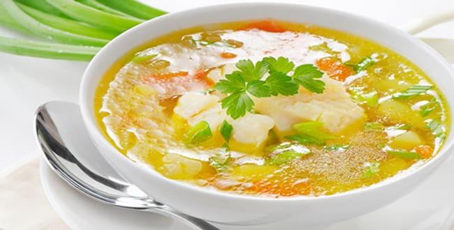 Пошаговый рецепт супа из цветной капусты