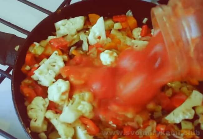 """Узнайте, как приготовить итальянский овощной суп """"Минестроне""""."""