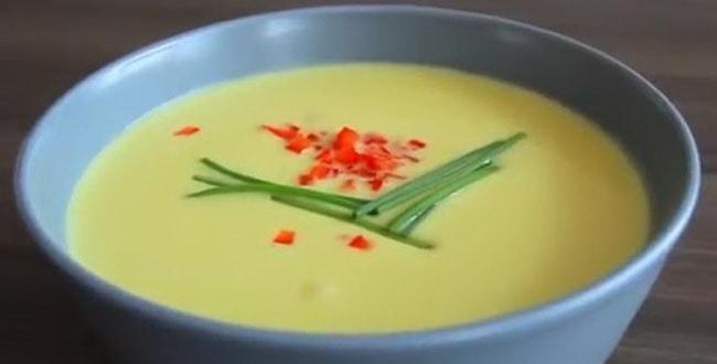 Пошаговый рецепт приготовления сырного супа в мультиварке
