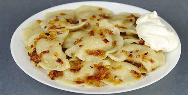 Пошаговый рецепт приготовления вареных и жаренных вареников с картошкой