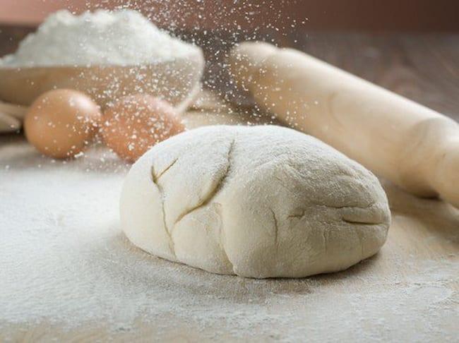 Тесто для лаваша