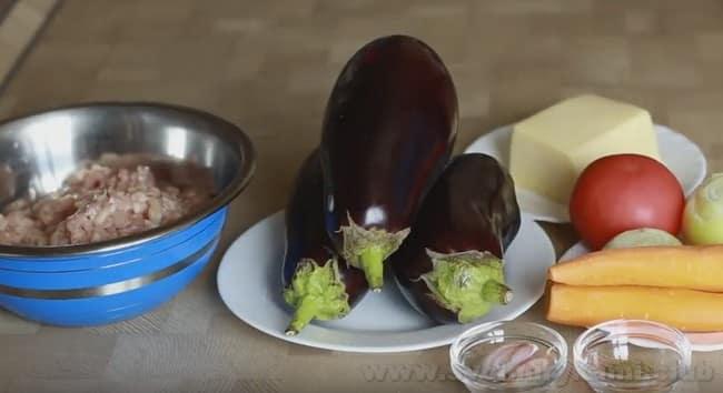 Приготовьте фаршированные баклажаны - это самый вкусный рецепт!