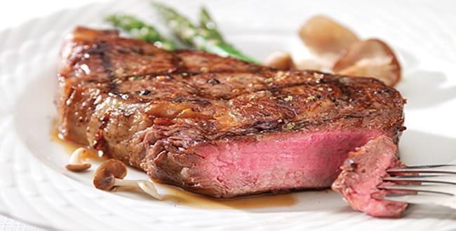 Как приготовить бифштекс из говядины по пошаговому рецепту с фото