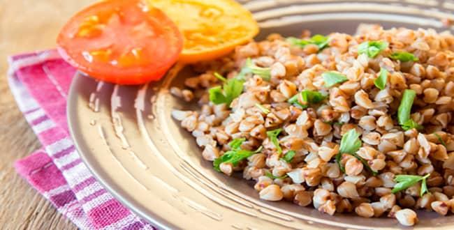 Пошаговый рецепт приготовления гречневой каши в мультиварке