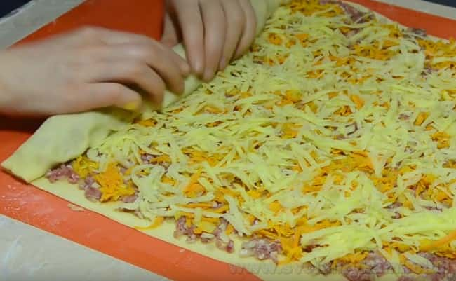 Рецепт ханума с мясом и картошкой очень выгодный.