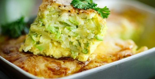 Как приготовить капустную запеканку по пошаговому рецепту с фото