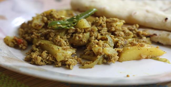 Пошаговые рецепты приготовления картошки с фаршем