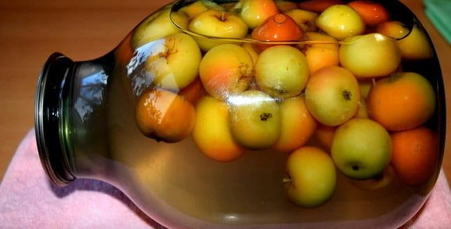 Как приготовить компот из ранеток на зиму по пошаговому рецепту с фото