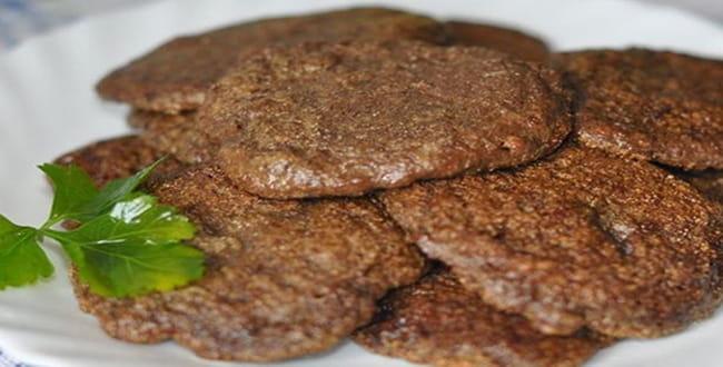 Как приготовить котлеты из говяжьей печени по пошаговому рецепту с фото