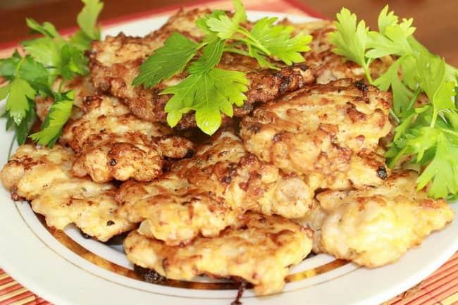 рецепт вкусных рубленных котлет из куриного филе
