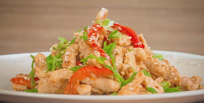 Пошаговый рецепт приготовления курицы в соусе терияки
