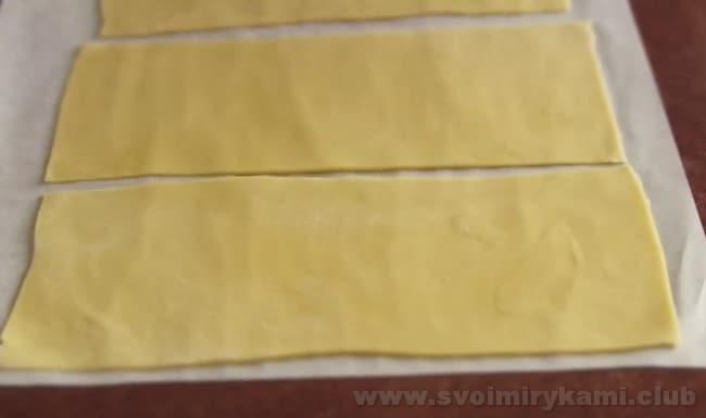 Вот мы и приготовили собственноручно листы для лазаньи болоньезе с соусом бешамель.