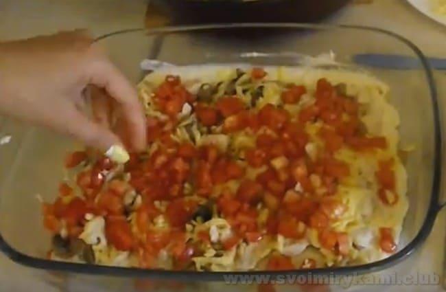 Зная, как приготовить лазанью с фаршем из курицы, вы можете смело экспериментировать и с другими видами мяса.