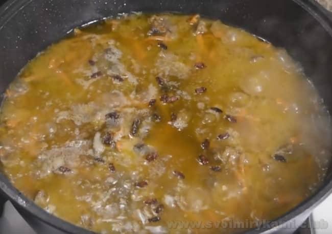 залог вкусного плова из баранины в домашних условиях - правильно подобранные специи.
