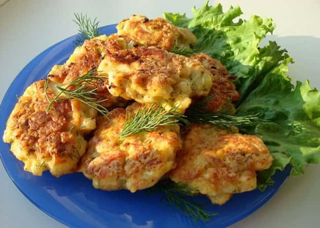 рецепт приготовления рубленных котлет из курицы