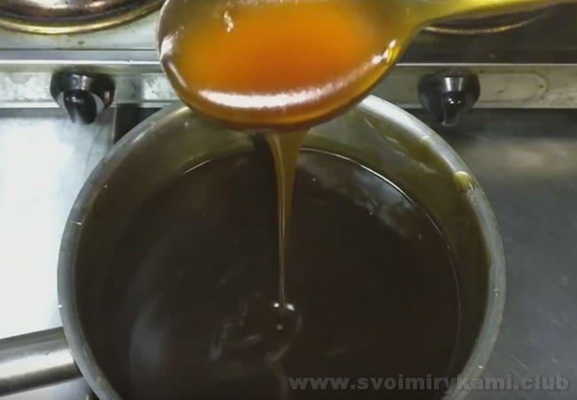 Классический рецепт соуса терияки дал вот такой аппетитный результат.