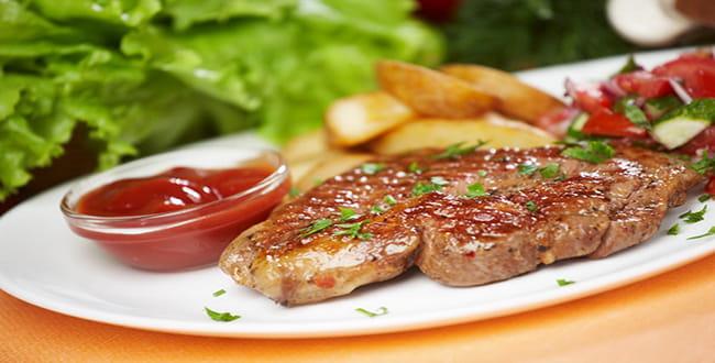 Как приготовить стейк 🥝 рецепт приготовления свиного стейка