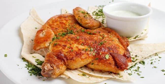 Пошаговый рецепт приготовления цыпленка табака в духовке