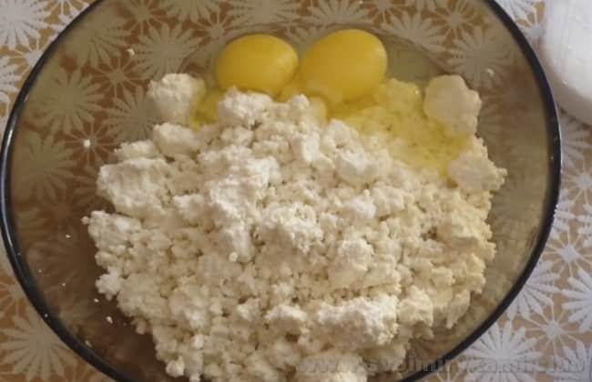 Приготовьте вкусный пудинг из творога пошагово по нашему рецепту с фото.