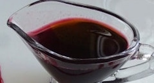 Наш винный соус готов