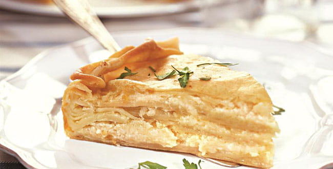 Как приготовить ачму из лаваша с сыром и творогом по пошаговому рецепту с фото