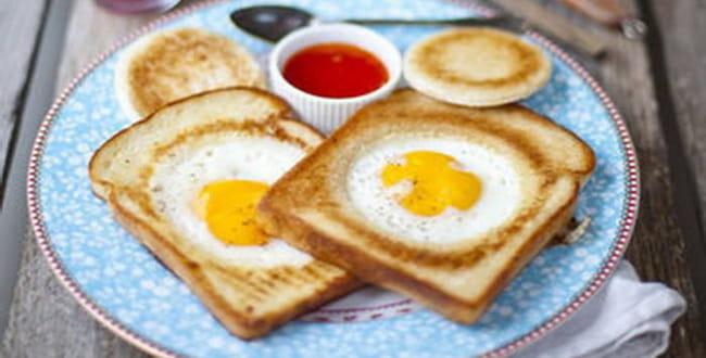Как приготовить вкучную яичницу — пошаговый рецепт