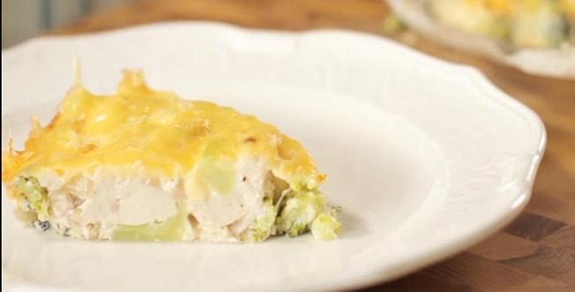 Пошаговый рецепт приготовления запеканки из брокколи