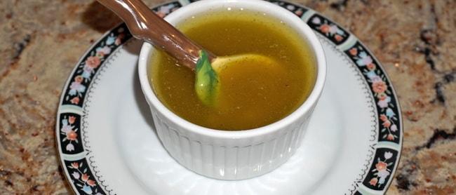 Готовый соус для мамалыги.