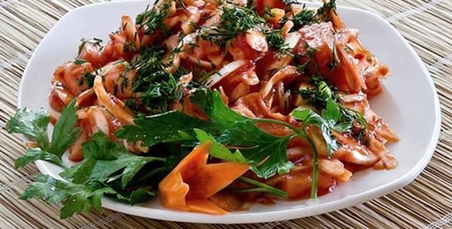 Как приготовить Хе из рыбы по-корейски по пошаговому рецепту с фото