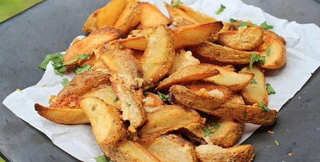 Пошаговый рецепт приготовления картошки в духовке