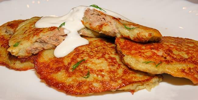 Пошаговые рецепты приготовления колдунов из картошки и фарша