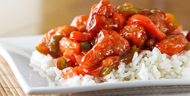 Пошаговые рецепты приготовления курицы в кисло-сладком соусе