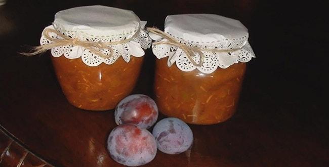 Пошаговые рецепты приготовления соуса из сливы на зиму