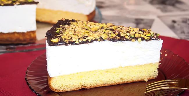 Как приготовить торт Птичье Молоко по рецепту с желатином