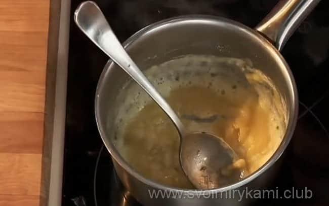 Готовим соус бешамель