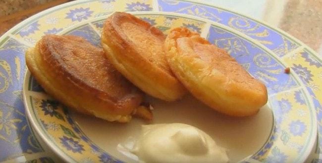 Рецепт приготовления оладий на йогурте с фото