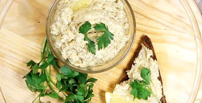 Рецепт классического форшмака из селедки