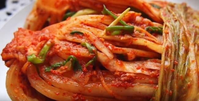 Рецепт Кимчи по-корейски с фото