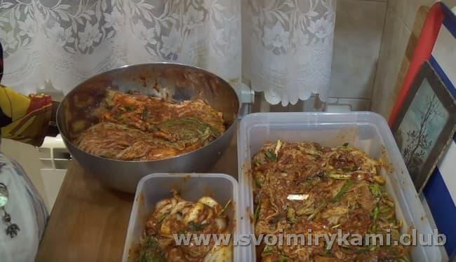Опробуйте сами рецепт кимчи-по-корейски в домашних условиях.