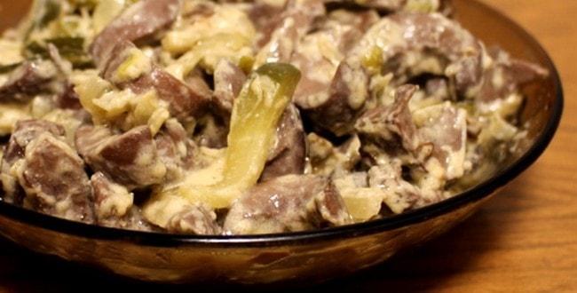 Как приготовить почки свиные 🥝 готовим вкусно и правильно