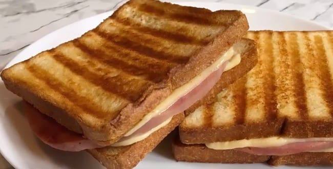 Рецепты вкусных сэндвичей с фото