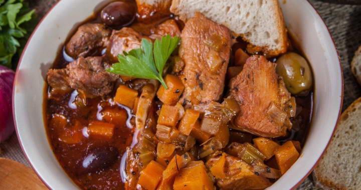 Вкусное жаркое из кролика — проверенный рецепт