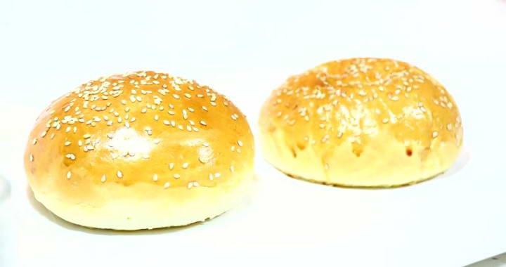 Рецепт приготовления булочек для бургеров в домашних условиях