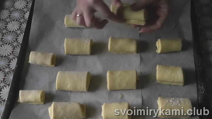 быстрые булочки пошаговое приготовление с фото