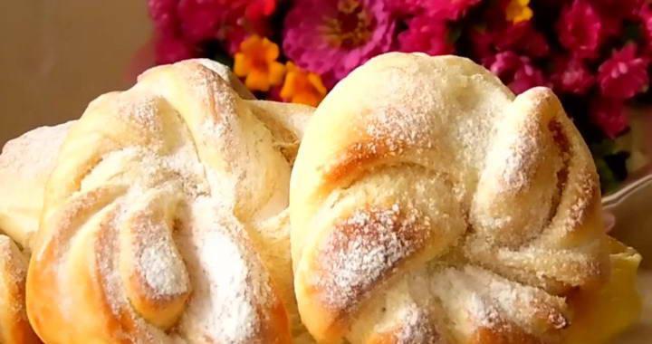 Как оформить булочки красиво — Nnvrsk.ru   380x720