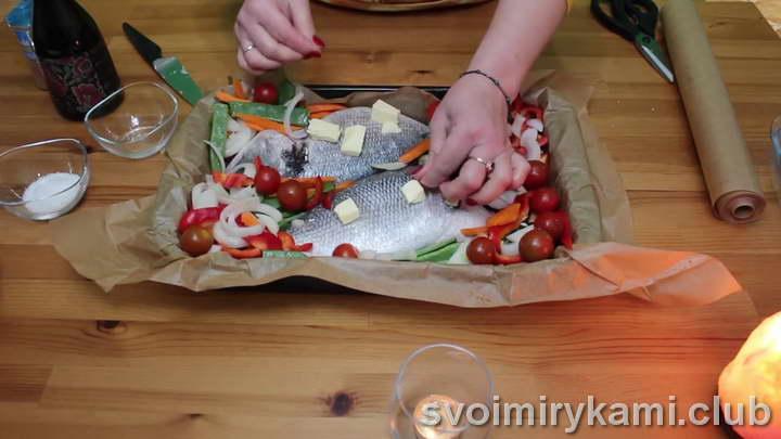 дорадо в духовке рецепт простой